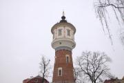 Vodárenská věž, Libeň