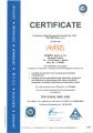 Certificate 18001